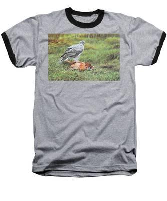 Goshawk Baseball T-Shirt