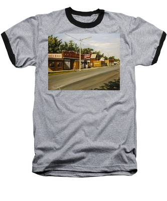 Harvey Paint Store Baseball T-Shirt