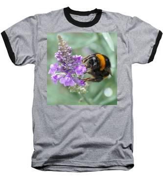 Hello Flower Baseball T-Shirt