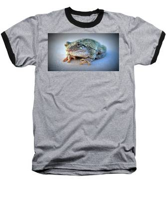 Baseball T-Shirt featuring the photograph Here's Looking At You by Andrea Platt