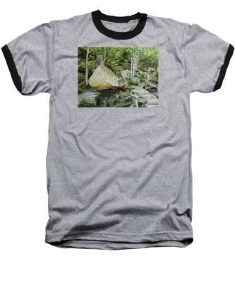 Hide And Seek Baseball T-Shirt