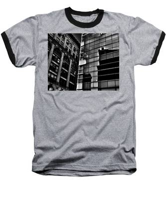 Houston Street Repose Baseball T-Shirt