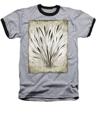 Ink Grass Baseball T-Shirt