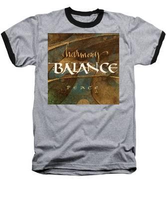 Inspirational Words Baseball T-Shirt
