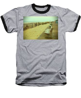 Is This A Beach Day - Jersey Shore Baseball T-Shirt
