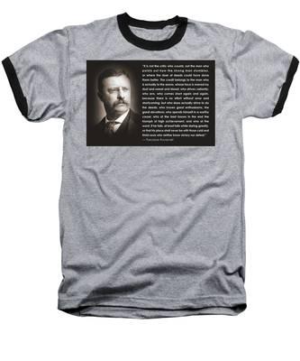 It Is Not The Critic Baseball T-Shirt