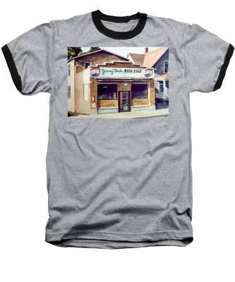 Jimmy The Greek Baseball T-Shirt