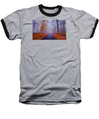 Journey Continues Baseball T-Shirt