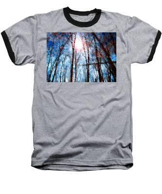 Jumbled Waters Baseball T-Shirt