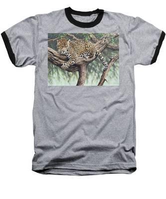 Jungle Outlook Baseball T-Shirt