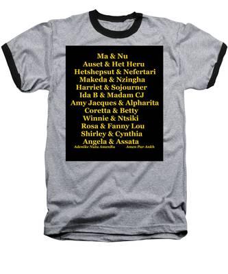 Kandaki Ma Baseball T-Shirt