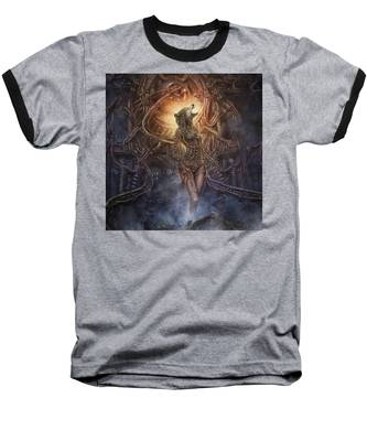 Kebechets Rebirth Baseball T-Shirt