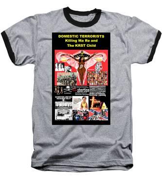 Krst Child Baseball T-Shirt