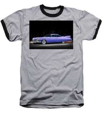Last Of The Big Fins Baseball T-Shirt