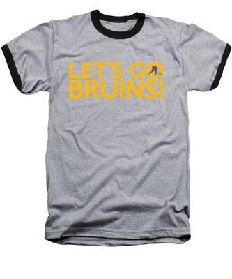 Let's Go Bruins Baseball T-Shirt