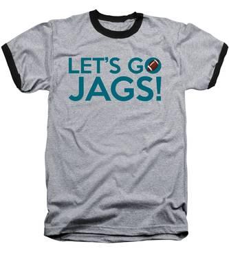 Let's Go Jags Baseball T-Shirt