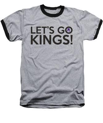 Let's Go Kings Baseball T-Shirt