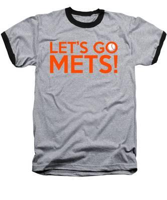 Let's Go Mets Baseball T-Shirt