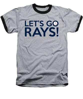 Let's Go Rays Baseball T-Shirt