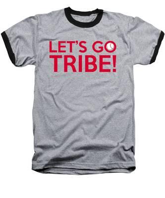 Let's Go Tribe Baseball T-Shirt