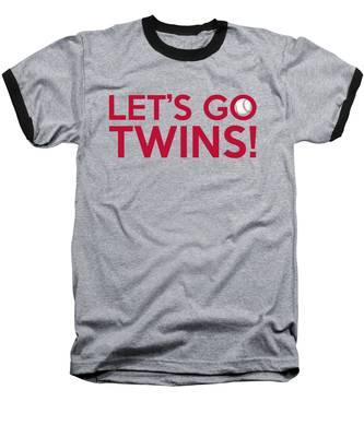 Let's Go Twins Baseball T-Shirt