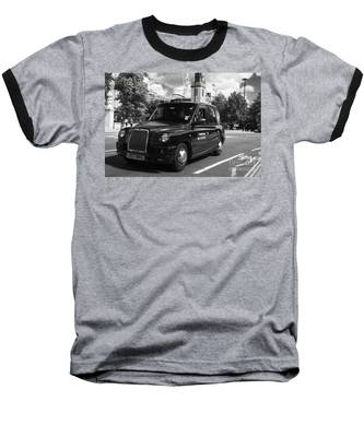 London Taxi Baseball T-Shirt