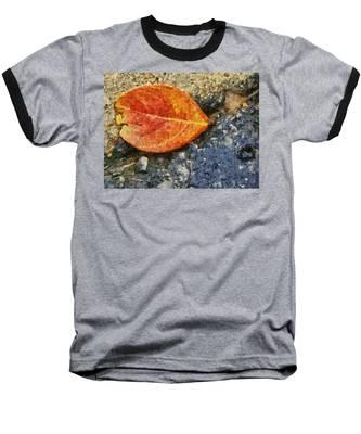 Loose Leaf Baseball T-Shirt