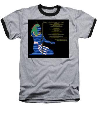 Ma Is My Shepherd Baseball T-Shirt