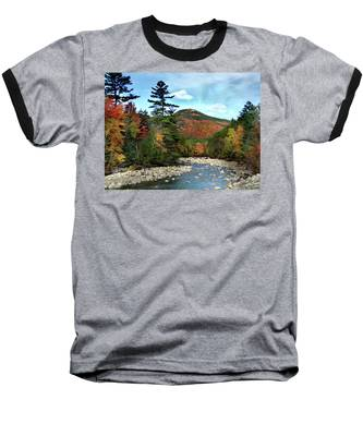Mad River By Welch And Dickey  Baseball T-Shirt