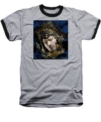 Mask Of Love Baseball T-Shirt