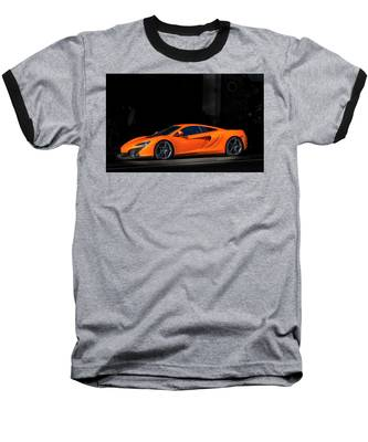 Mclaren 650 S  Baseball T-Shirt