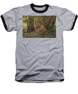 Midday Siesta Baseball T-Shirt
