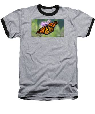 Monarch's Beauty Baseball T-Shirt