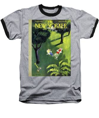 New Yorker August 12 1950 Baseball T-Shirt
