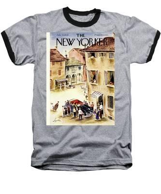 New Yorker July 23 1949 Baseball T-Shirt