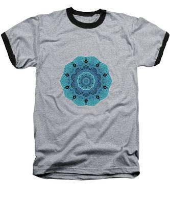 Ocean Swell   Baseball T-Shirt