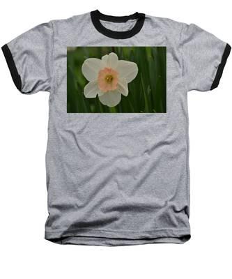 Peaches And Cream Baseball T-Shirt