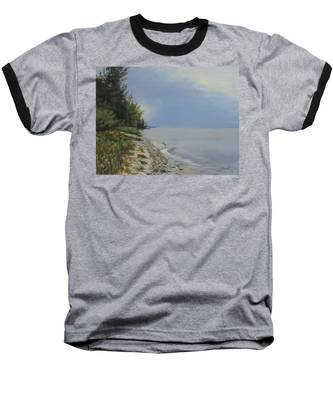 Places We've Been Baseball T-Shirt