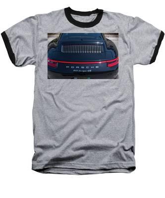 Porsche 911 Targa 4s Baseball T-Shirt