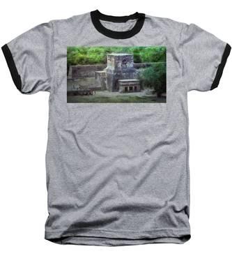 Pyramid View Baseball T-Shirt