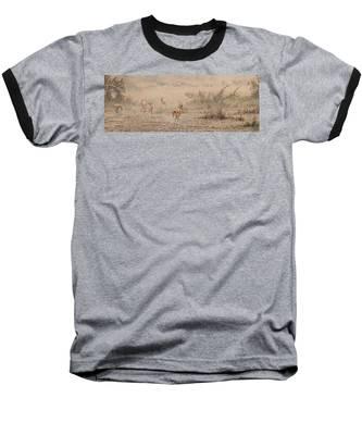 Quick Run Baseball T-Shirt