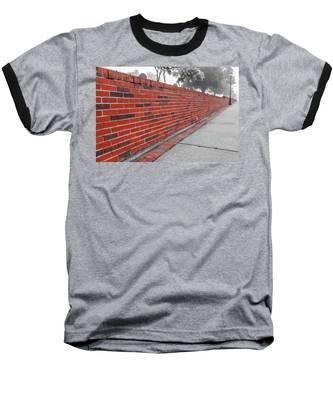 Red Brick Baseball T-Shirt