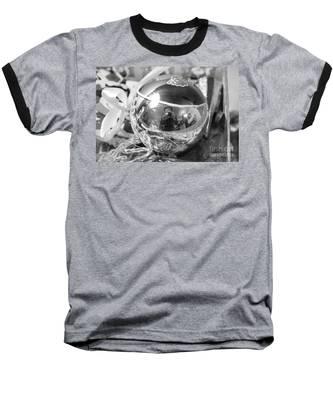 Reflections On A Self Portrait Baseball T-Shirt