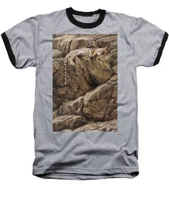 Resting In Comfort Baseball T-Shirt