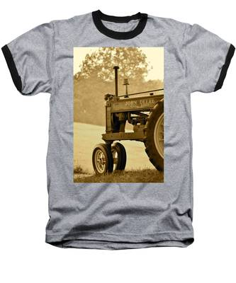 Resting In Sepia Baseball T-Shirt