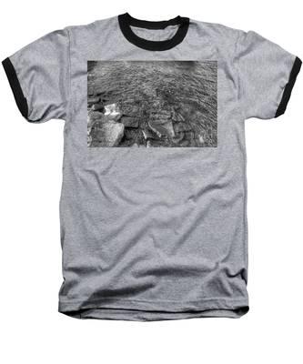 Ripples On Lake Champlain Baseball T-Shirt