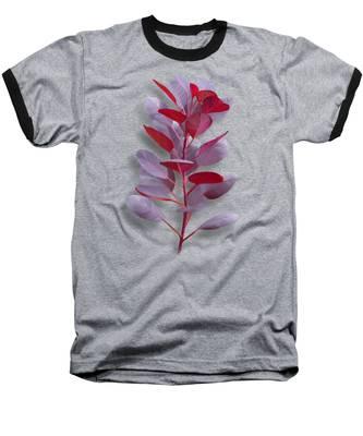 Royal Purple Baseball T-Shirt