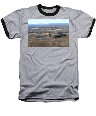 Rt 80 Scenic Ovelook Allamuchy 2 Baseball T-Shirt