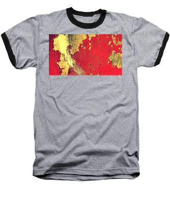 Rust Baseball T-Shirt