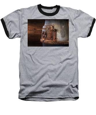 Rusty Stove Baseball T-Shirt